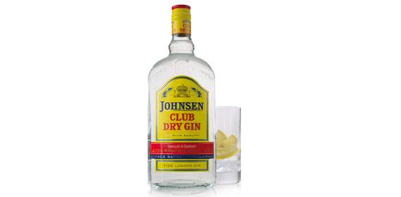 Club Dry Gin, Dezember 2013