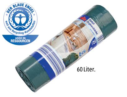 Abfallsäcke, 60 L, Dezember 2013