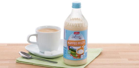 Kaffee-Milch leicht (New Lifestyle), Januar 2014