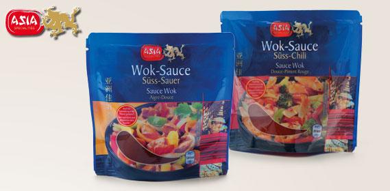 Asia Wok-Sauce, Januar 2014