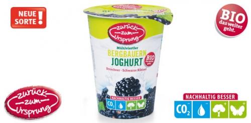 Bio-Bergbauern Fruchtjoghurt 3,5% Fett, 200 g, Januar 2014