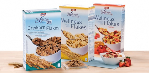 Wellness Flakes New Lifestyle, Januar 2014