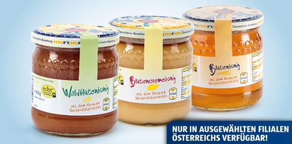 Honig aus Niederösterreich, Januar 2014