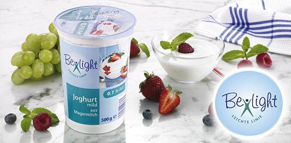 fettarmer Joghurt mild, August 2010