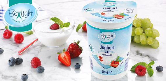fettarmer Joghurt mild, Februar 2012