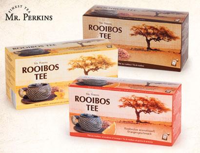 Rooibos-Tee, Januar 2014