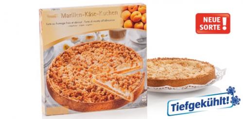 Backkuchen Marillen-Käse-Kuchen, Februar 2014