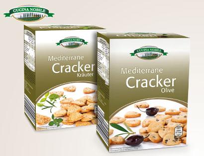 Mediterrane Cracker, Februar 2014