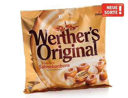 Werther`S Original Sahnebonbons, Februar 2014