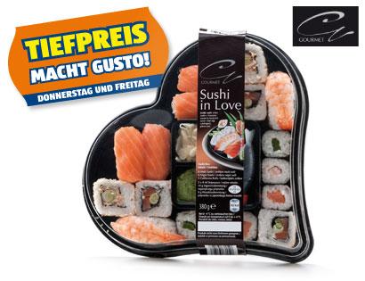 Sushi in Love, Februar 2014