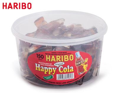 Haribo Happy Cola Megadose, Februar 2014