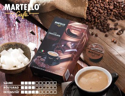 Café-Kapseln ''Chocolata'', Februar 2014