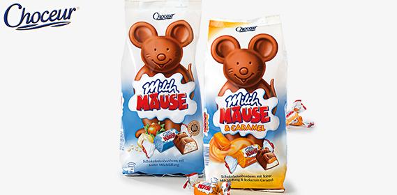 Milch-Mäuse, September 2012
