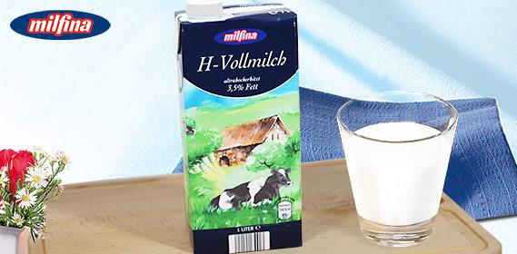 H-Milch, 3,5% Fett, M�rz 2011