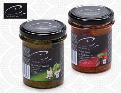 Premium Pesto alle Olive Nere, Februar 2014