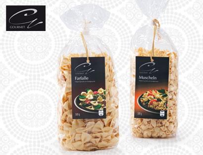 Gourmet Premium-Nudeln, Februar 2014