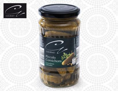 Gourmet Piccolo Cornichons, Februar 2014