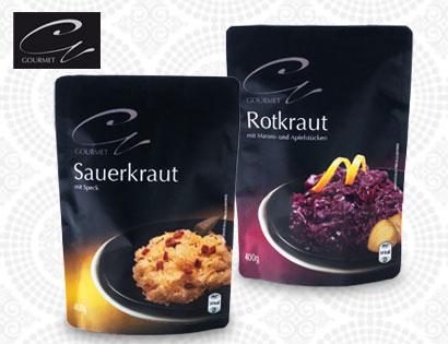 Gourmet Krautspezialität, Februar 2014