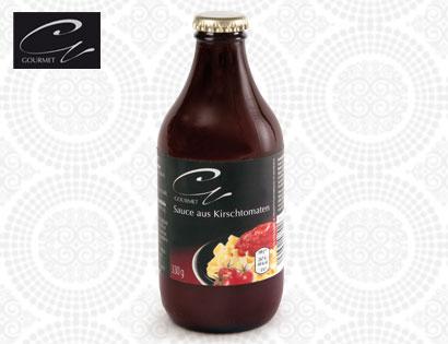 Gourmet-Sauce aus Kirschtomaten, Februar 2014