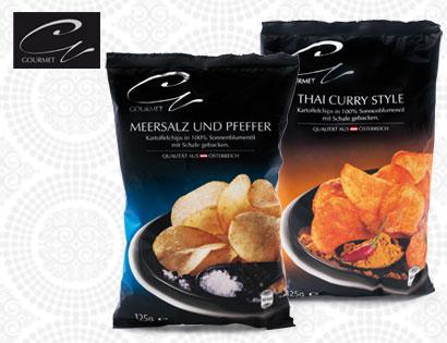 All Natural Gourmet Chips, Februar 2014