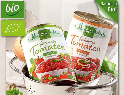 Gehackte Tomaten, Februar 2014