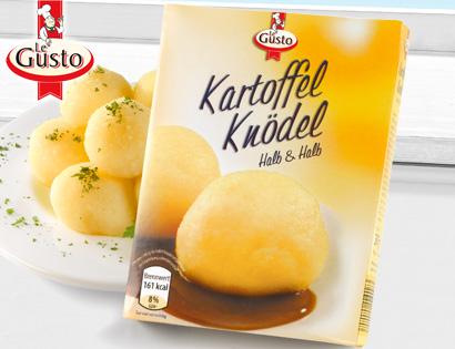 Kartoffelknödelteig