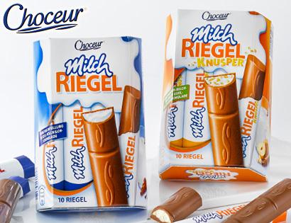 Milch-Riegel, 10er, M�rz 2014