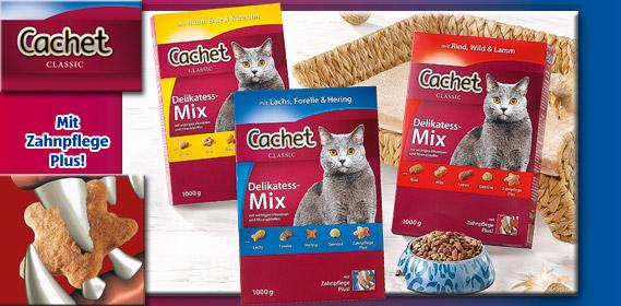 Katzenvollnahrung Delikatess-Mix, Oktober 2010