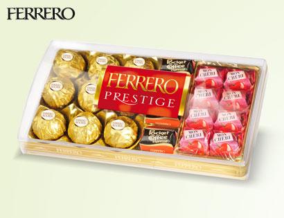 Ferrero Prestige, M�rz 2014