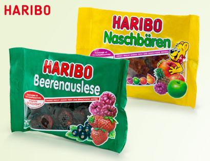 Haribo Naschbären, M�rz 2014