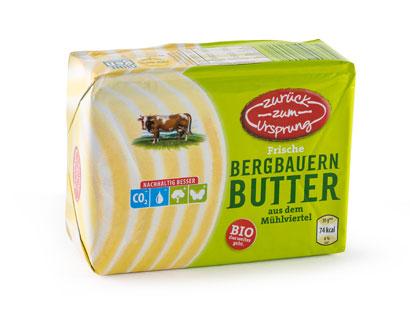 Bio-Bergbauernbutter, M�rz 2014