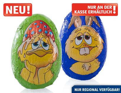 Funny Egghead, M�rz 2014