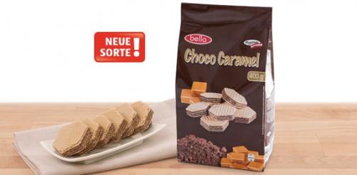 Waffeltörtchen Choco Caramel, M�rz 2014