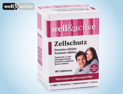 Zellschutz-Tabletten, M�rz 2014
