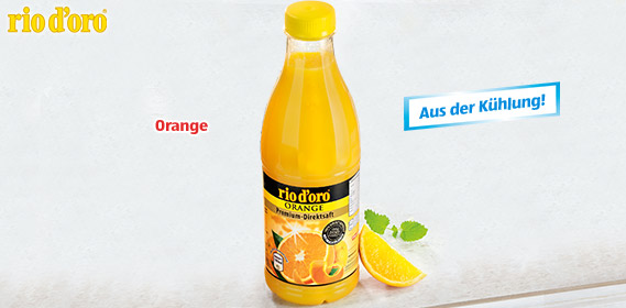 Orangen-Direktsaft (PET), M�rz 2012