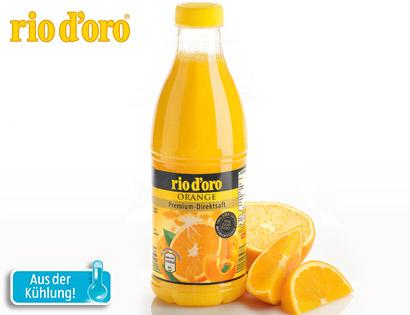 Orangen-Direktsaft (PET), Januar 2014