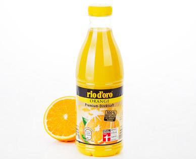 Orangen-Direktsaft (PET), November 2014