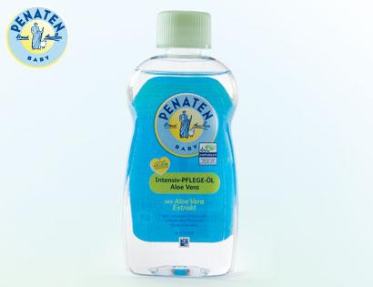 PENATEN Baby-Intensiv-Pflege-Öl mit Aloe Vera, M�rz 2014