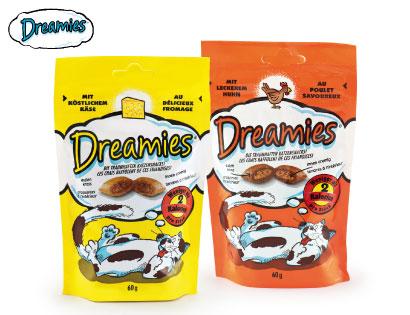 Katzensnack Dreamies, M�rz 2014