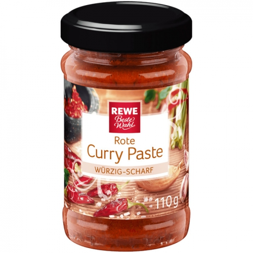 Curry-Paste rot, M�rz 2017