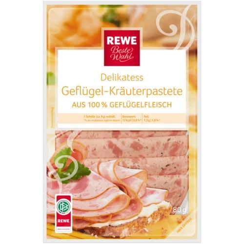 Geflügel-Kräuterpastete, M�rz 2017