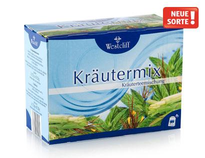 Kräutermix-Tee, M�rz 2014