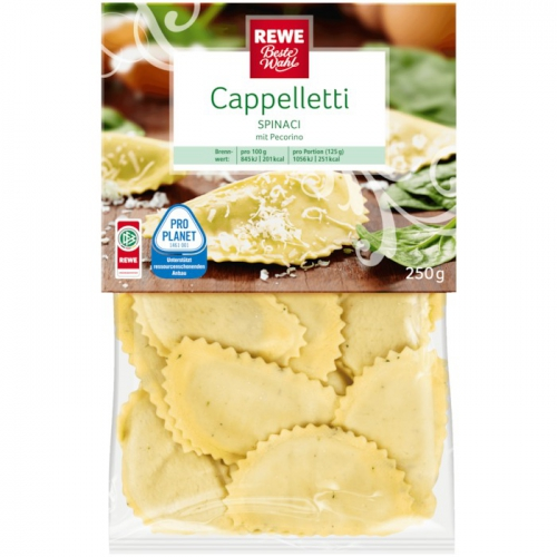 Cappelletti Spinaci, November 2017