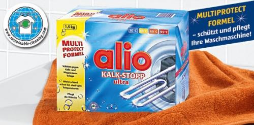 Kalk-Stopp-Tabs, November 2008