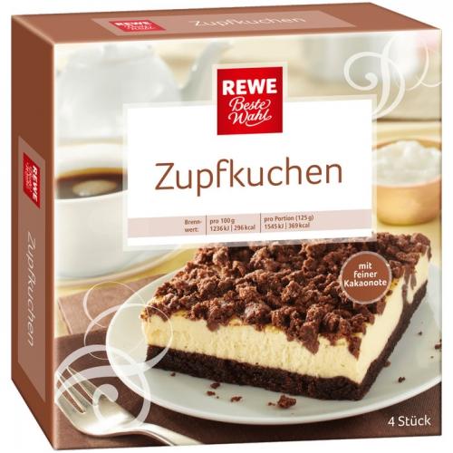 Rewe Beste Wahl Zupfkuchen Von Rewe