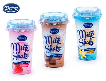 Milk Shake, Aktion, M�rz 2014