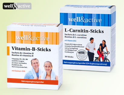 Vitamin-B-Komplex-Sticks, M�rz 2014