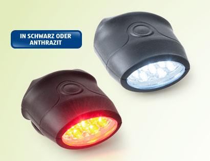 LED-Fahrradlichter-Set, 2-teilig, M�rz 2014