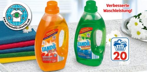 Waschmittel, flüssig, August 2008
