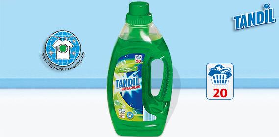 Waschmittel, flüssig, Januar 2012